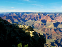 The Grand Canyon from Southern Rim