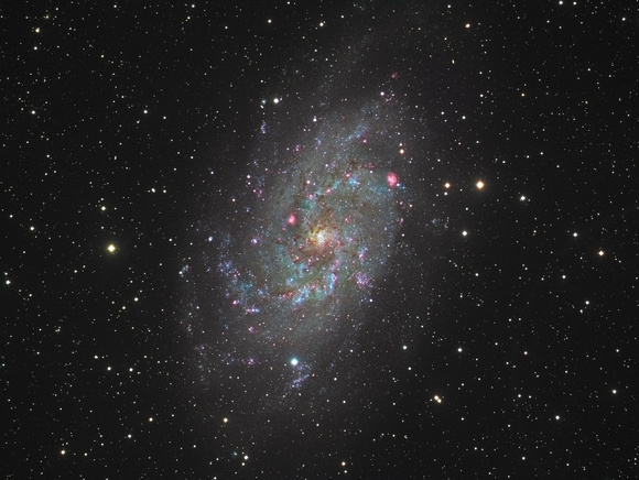 M33 in Triangulum